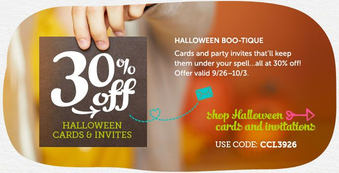 save 30% Halloween Invites and Cards - http://www.halloweencostumesfor2012.com/blog/save-30-halloween-invites-and-cards