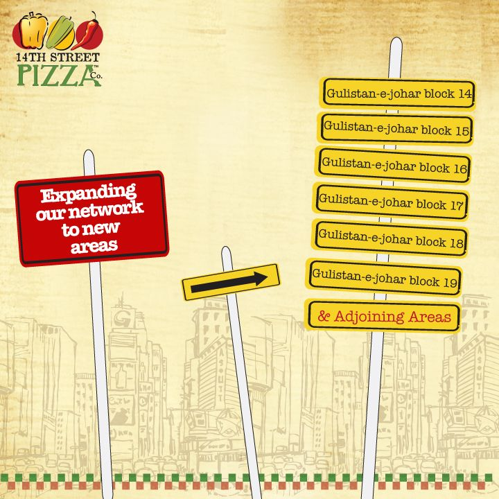 Now delivering awesomeness in Gulistan-e-Jauhar! :D #Karachi