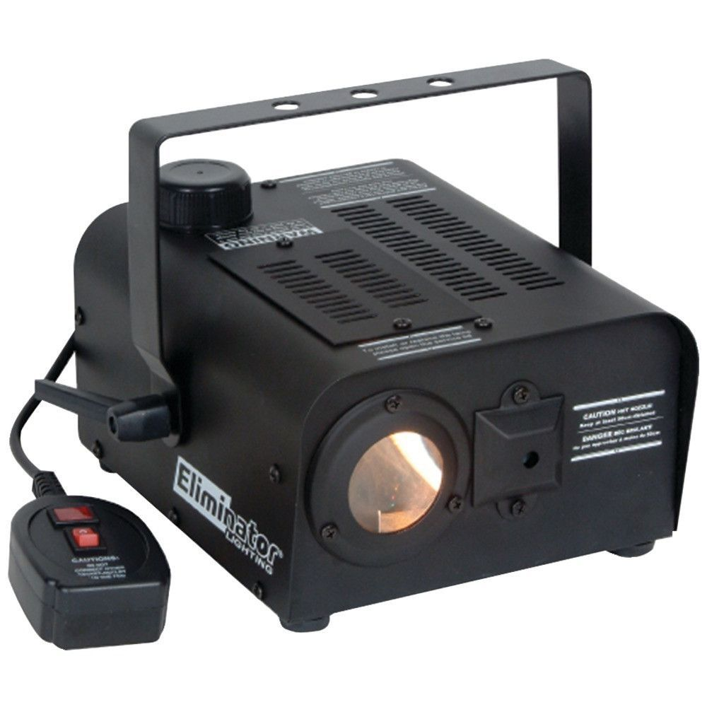ELIMINATOR LIGHTING E118 Dynamic Duo MKII Fogger
