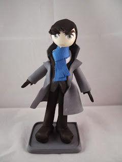 Friki Fofuchas Sherlock Holmes BBC