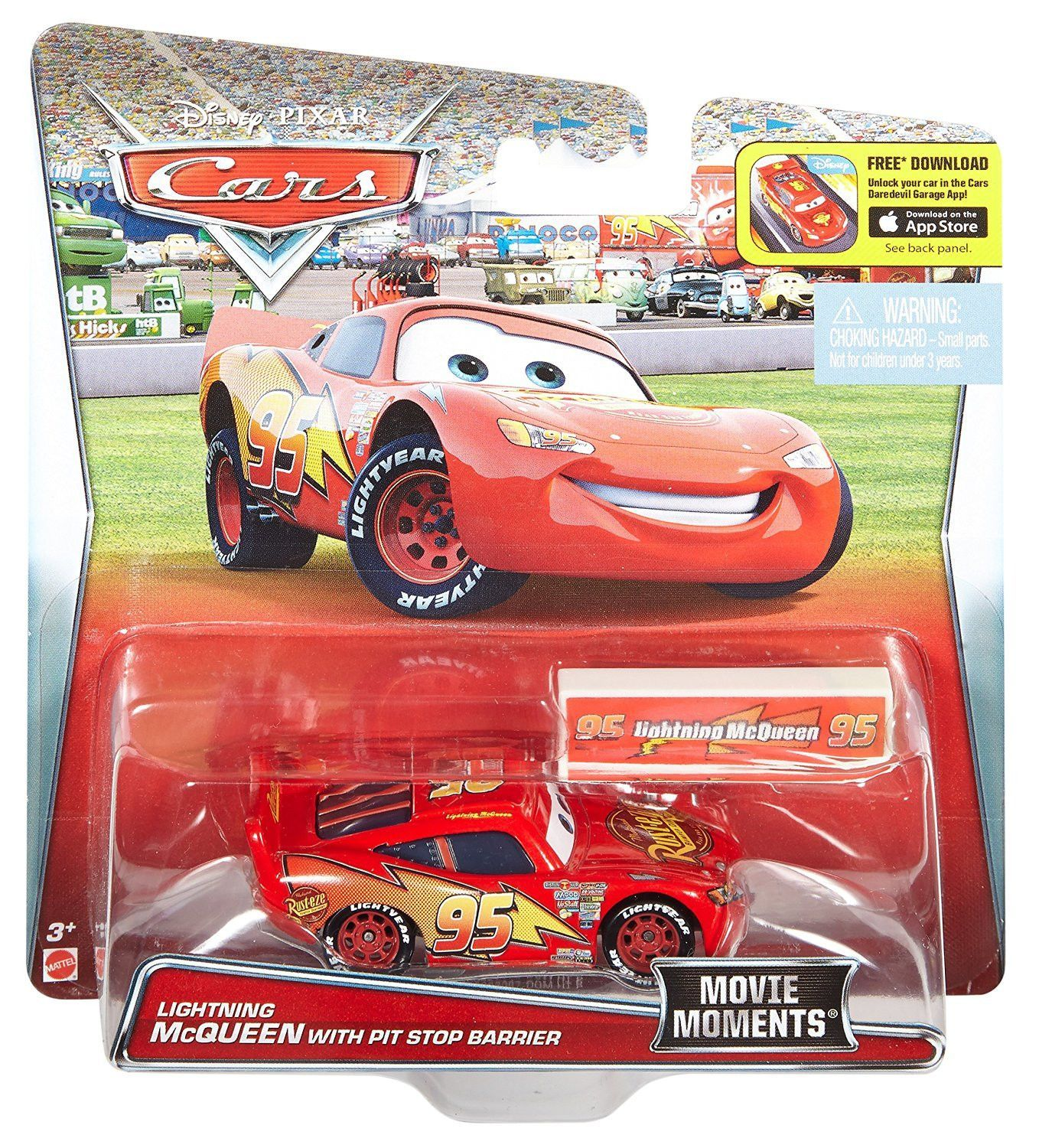 Disney Pixar Cars Movie Moments Singles Lightning Mcqueen Disney Pixar Cars Pixar Cars Cars Movie