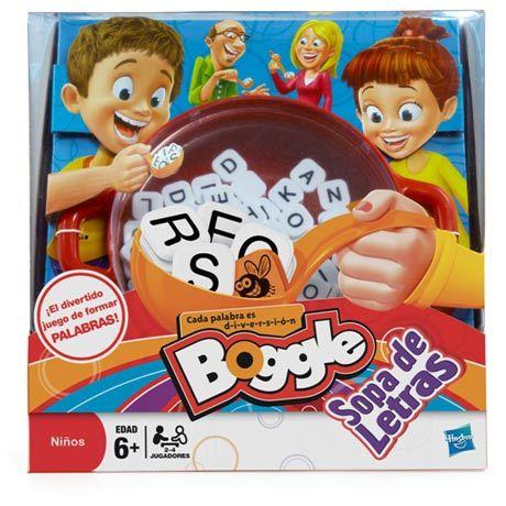 Sopa de letras-juego de mesa