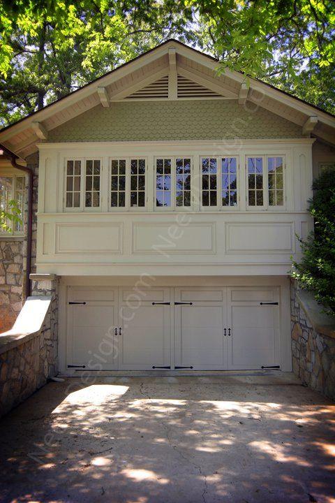 Best Room Over Garage Love Casement Windows With Paneling 400 x 300