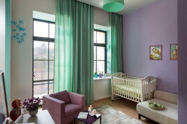 chambre bb de design original 55 ides de dco et mobilier - Chambre Loft Bebe