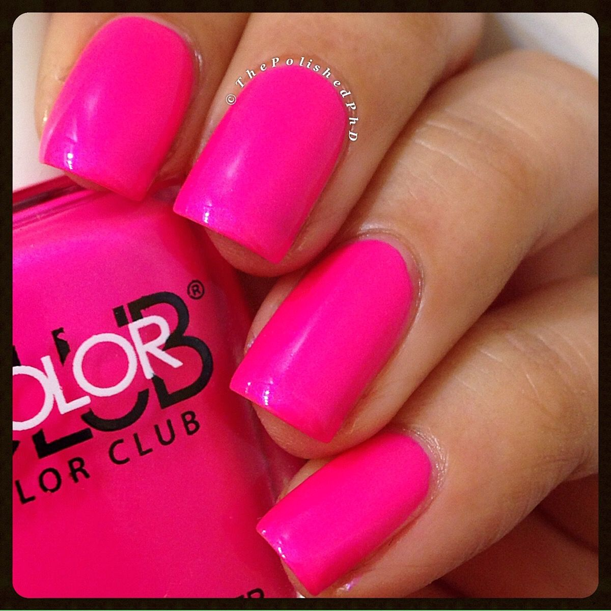 Extended Review Color Club 2014 Neon Poptastic Collection