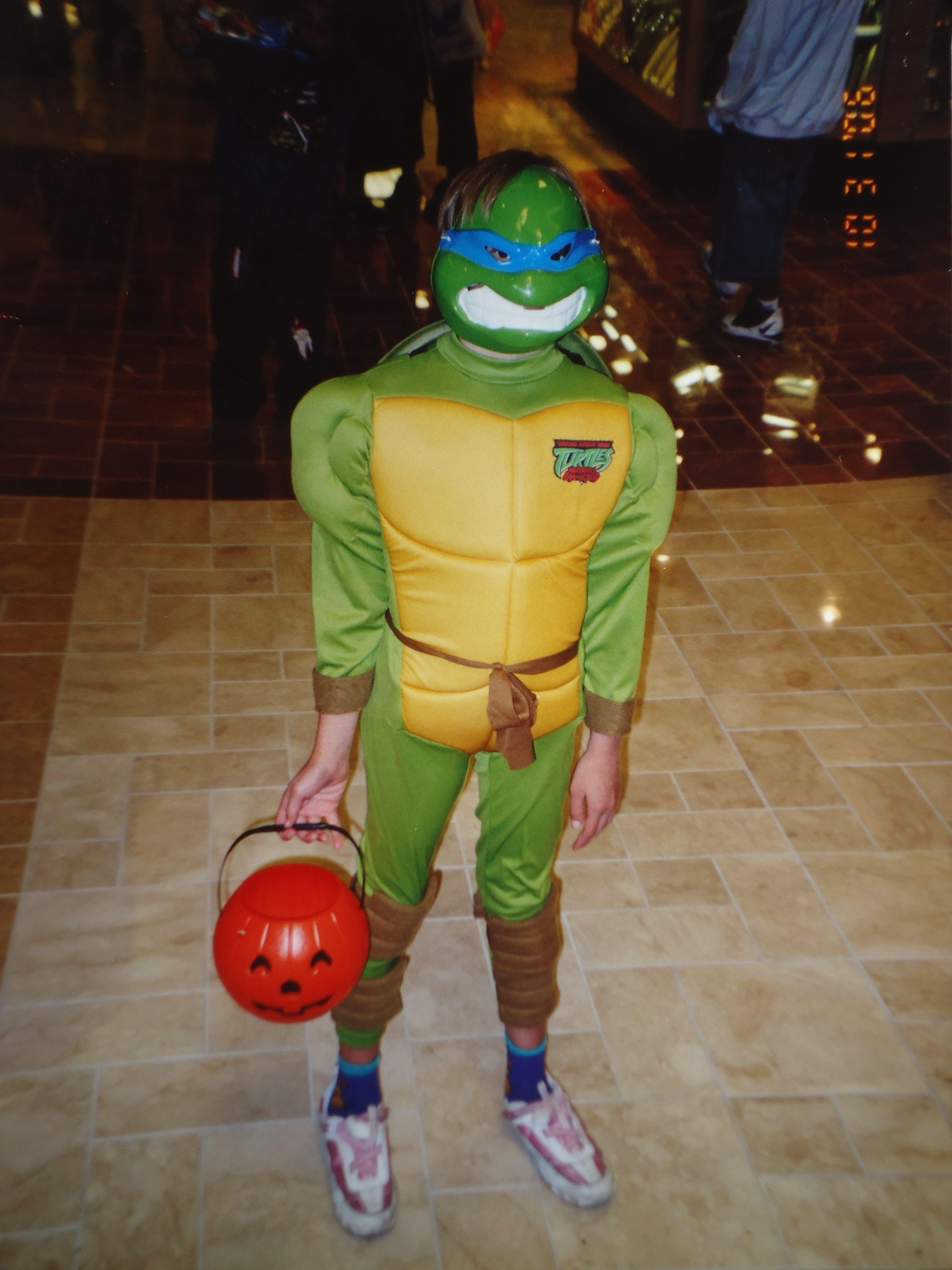 boys Halloween costume ninja turtles