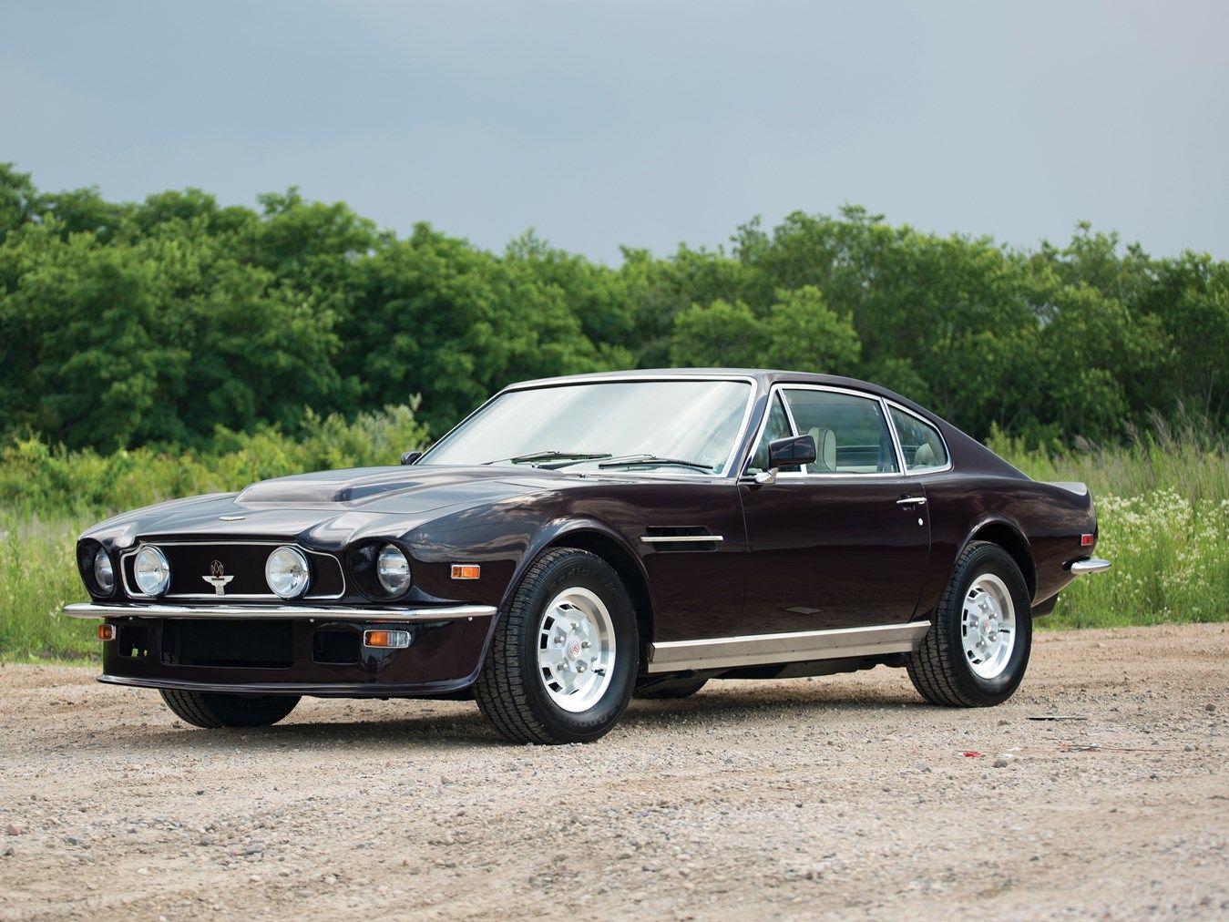 1978 Aston Martin V8 Canadian Vantage Chassis No V8 11904 Lca Engine No V 540 1904 S Aston Martin V8 Aston Aston Martin