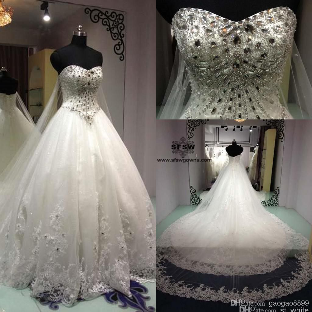 Cheap Corset Prom Dresses Discount Real Sample Crystal