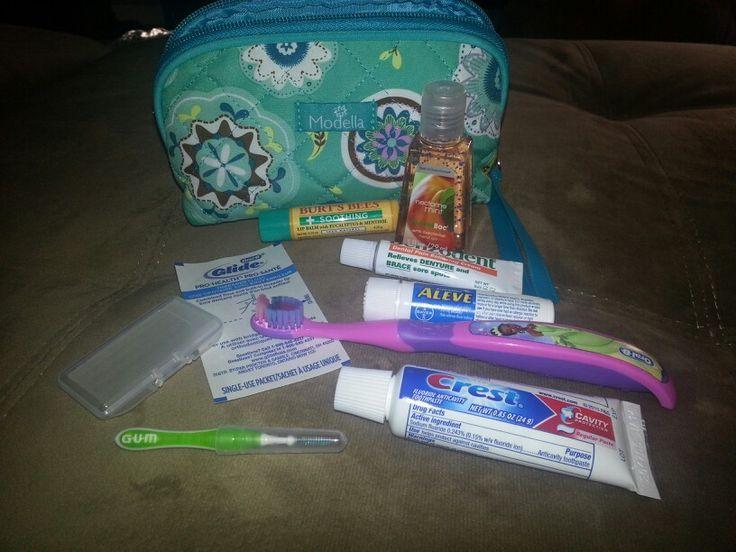 Braces travel kit braces Kit Travel Braces tips