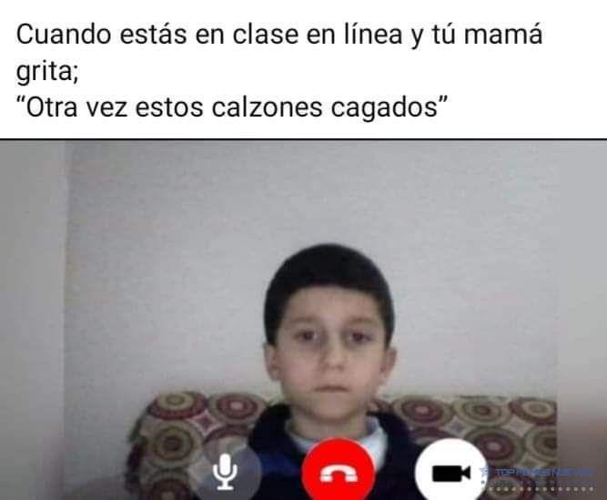 Clase Online Memes En Espanol Memes Memes Divertidos Memes Comicos