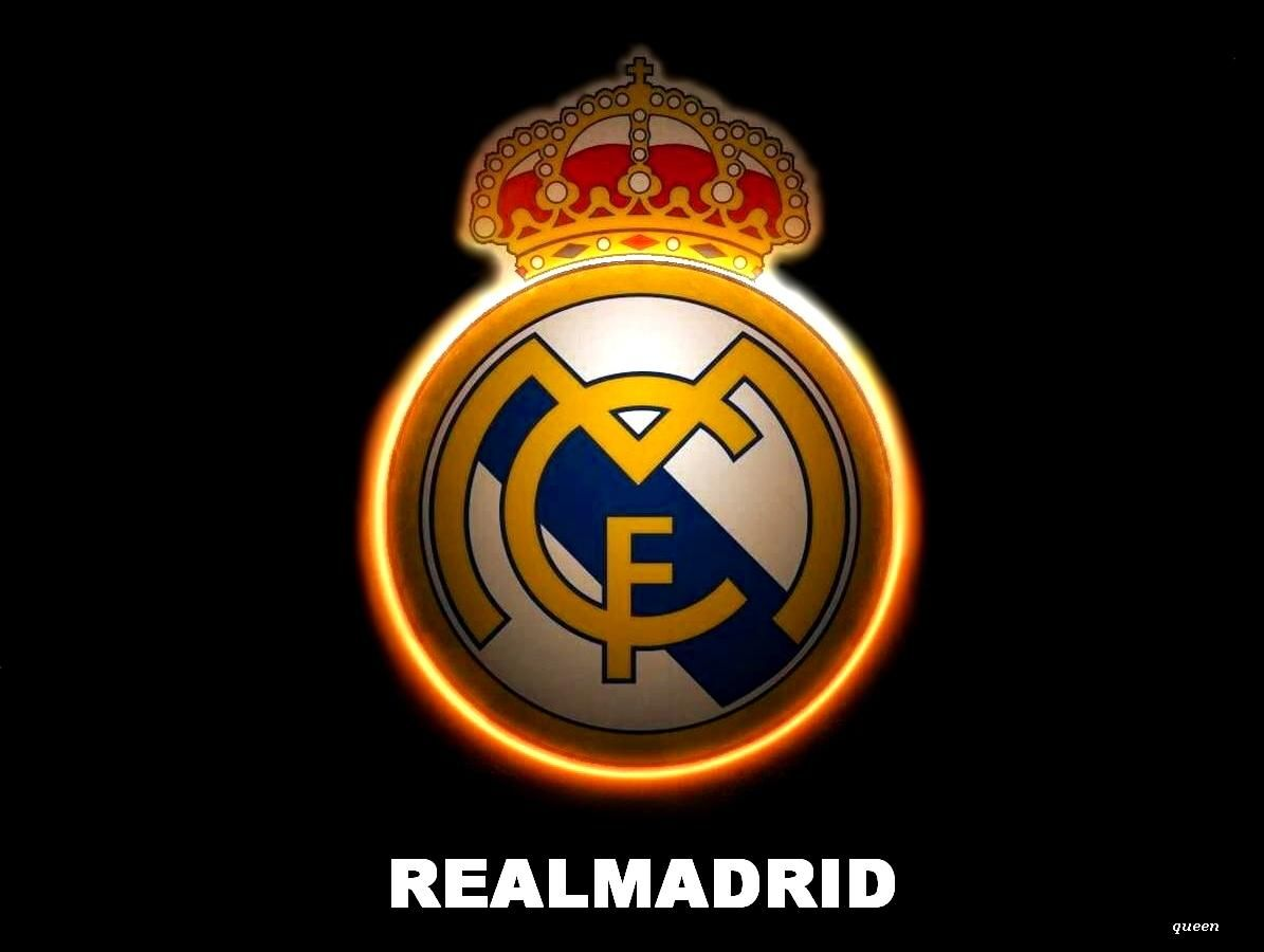 Real Madrid Logo Hd Wallpaper Sports Ipicturee Com Real Madrid Wallpapers Real Madrid Logo Madrid Wallpaper