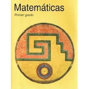 Matematicas Primer grado (Spanish Text) Books