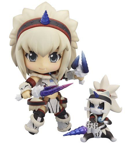 Good Smile Monster Hunter: Female Hunter Kirin Nendoroid Action Figure Good Smile http://www.amazon.com/dp/B00GLK3QC2/ref=cm_sw_r_pi_dp_C6tJub0HD2C3Y