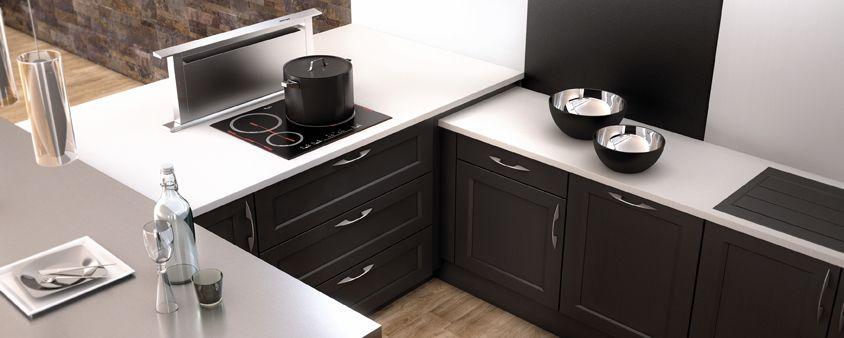 Le plan de travail : la touche finale de votre #cuisine http://www.lacuisinedechabert.fr/le-plan-de-travail-la-touche-finale-de-votre-cuisine/ #Toulouse #décoration