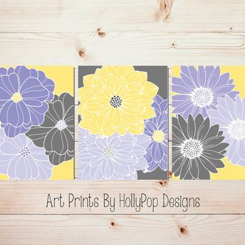 Purple And Yellow Nursery Google Search