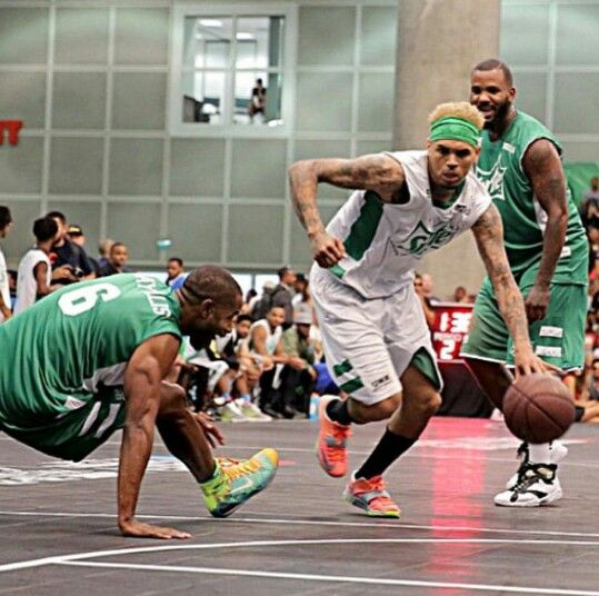 BET Experience Celebrity Basketball Game - June 27, 2015