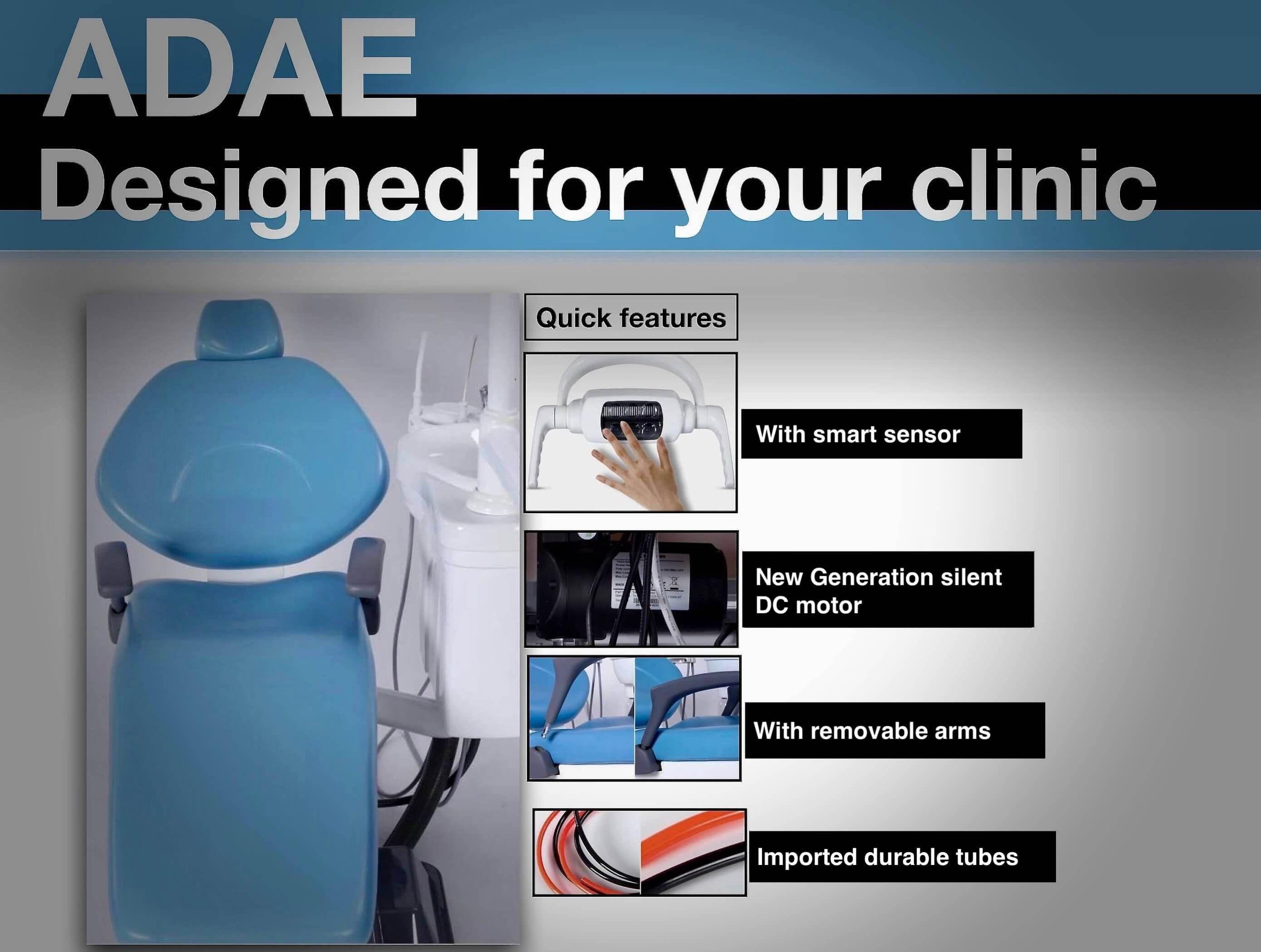 (Big Sale)ADAE E24 dental unit in 2020 The unit, Dental