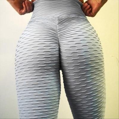 O Neck Sleeveless High Elastic Waist Push Up Legging Sportswear Closure Type: Elastic WaistMaterial: PolyesterFabric Type: JERSEYFit: Fits true to size