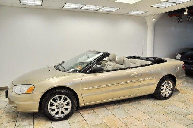 2004 Chrysler Sebring Limited Convertible 4 400 Chrysler