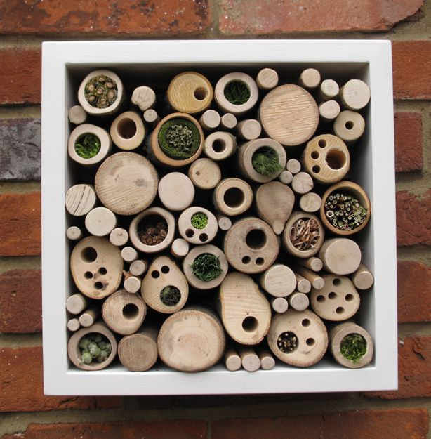 Undo the Dry Spell: Objects and Design 8  Insect Hotel