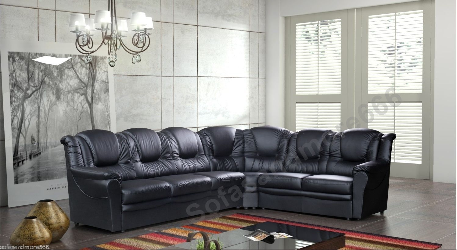 Leather Corner Sofa Set: Pin By Sofas AndMore On Home Furniture