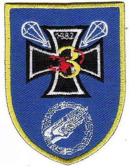 Canterbury Shield Embroidered Patch