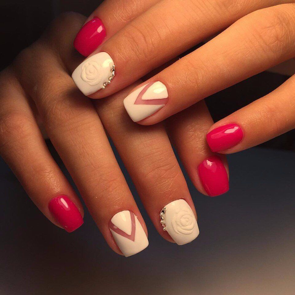 Nail Art #2888 - Best Nail Art Designs Gallery | Nail flowers ...