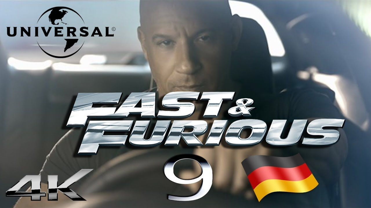 Fast And Furious 9 German Deutsch Trailer 2020 Fanmade 4k Fast And Furious Movie Fast And Furious Free Movies Online