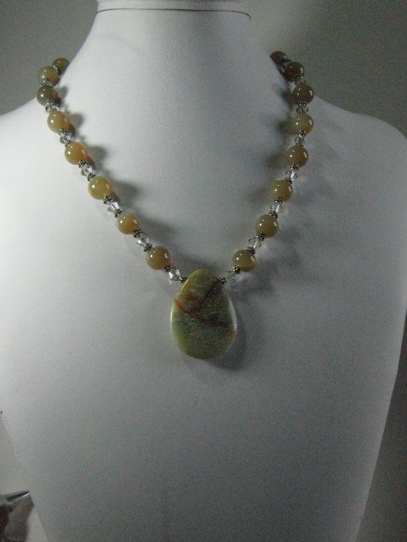 Naturally by DRESSEDATTHENECK on Etsy, $55.00