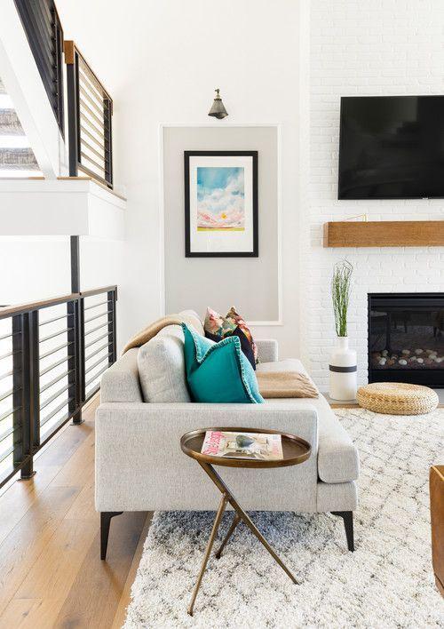 Modern Farmhouse Gray Decor Ideas images
