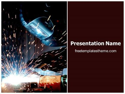Get this free welding powerpoint template with different slides get this free welding powerpoint template with different slides for you upcoming toneelgroepblik Choice Image