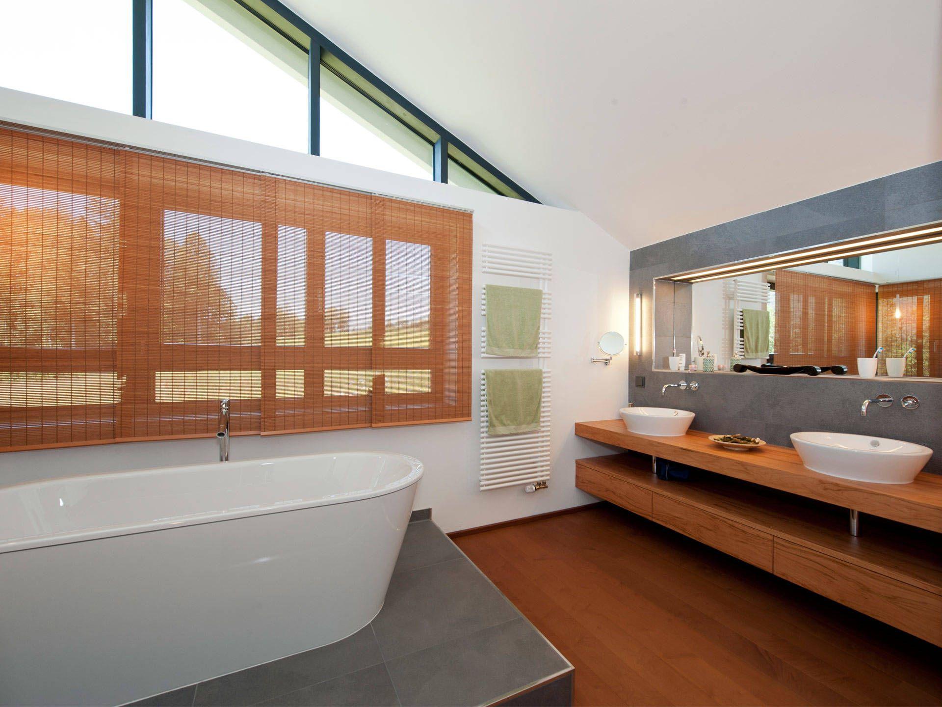Traum badezimmer ~ Badezimmer im haus eliasch von baufritz hier mehr informationen