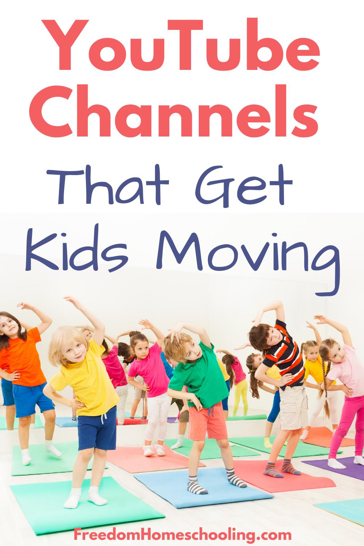 Preschool exercise videos info