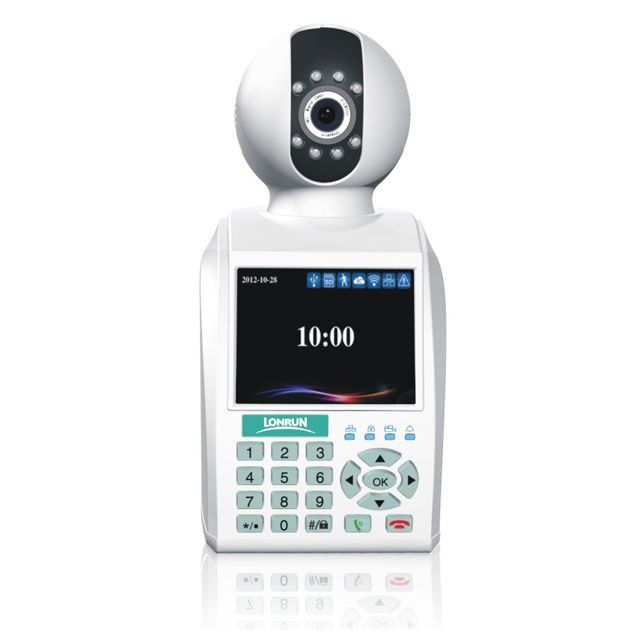Video Calls Local And Remote Monitoring Wireless Alarm Image Clearer More Fluid In Network Transmissi Home Security Systems Home Security Security System