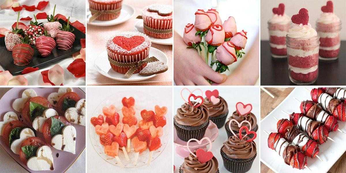 De lekkerste recepten voor Valentijnsdag