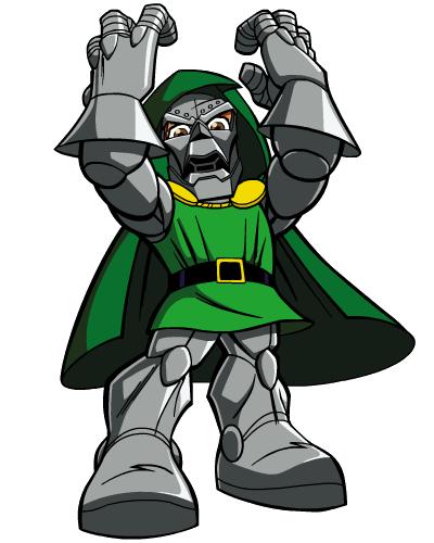 Doctor Doom Screenshots Images And Pictures Comic Vine Super Heroe Marvel Vengadores Marvel