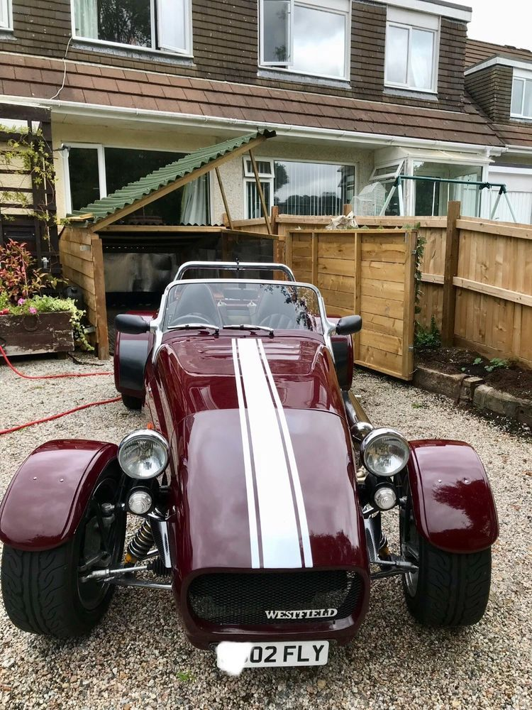 2002 Westfield SEIW 1800 Sport   Kit Cars and Replicas   Kit