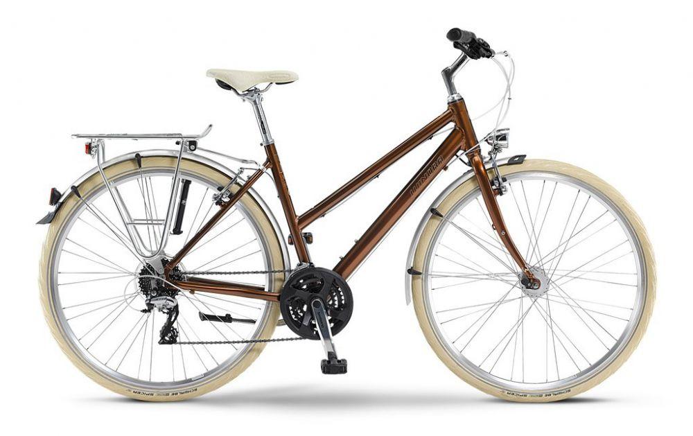 Winora Laguna 28 Zoll Trekkingrad Damen Rostbraun 2016 48 Fahrrad Kaufen Fahrrad Mountainbike Trekking Fahrrad