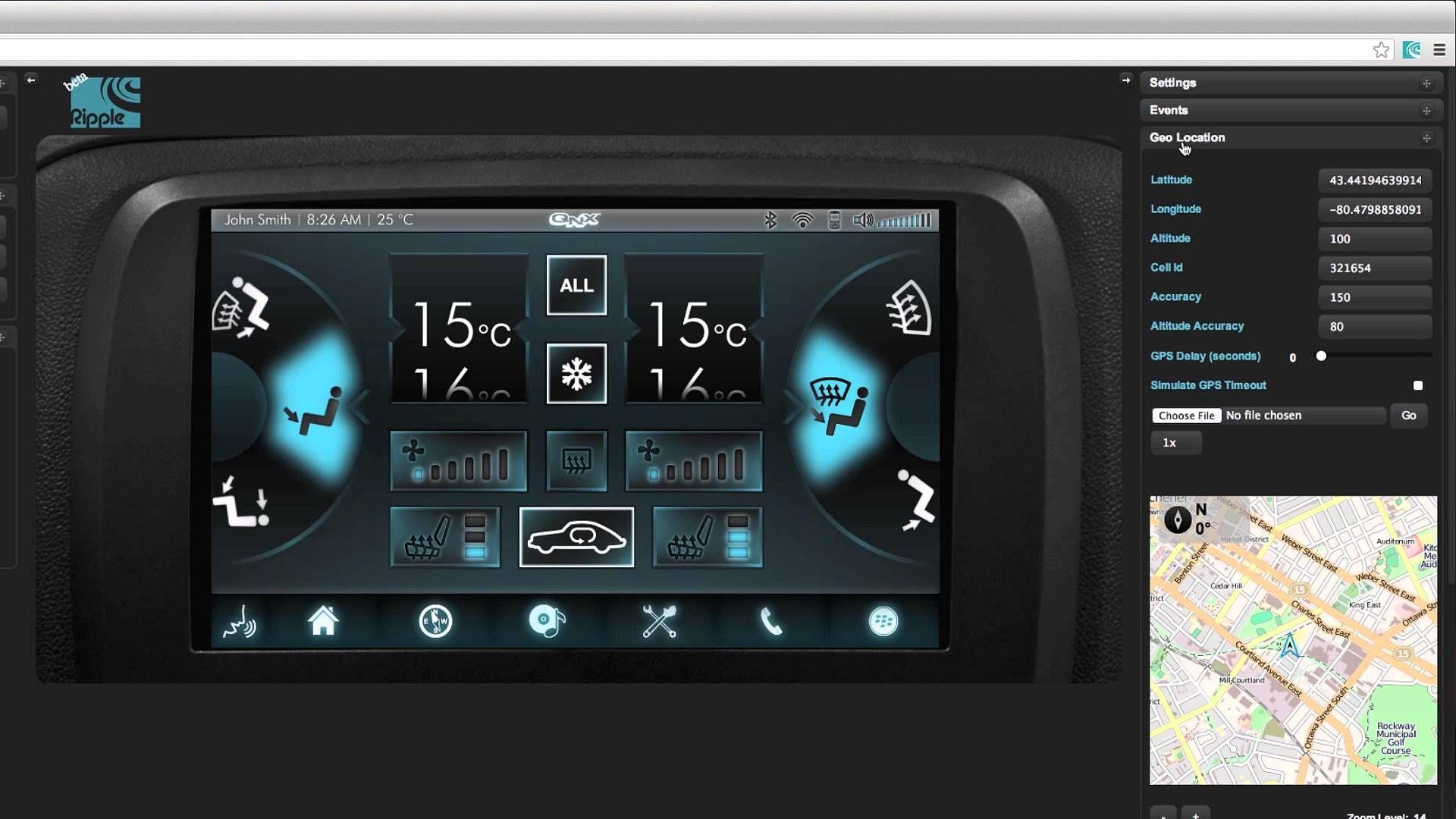 Pin on Automotive HMI Design
