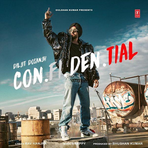 Confidential Diljit Dosanjh 2018 Full Mp3 Album Download