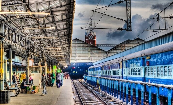 Top 10 Cleanest Train Stations Of Indian Railways Indian Railways