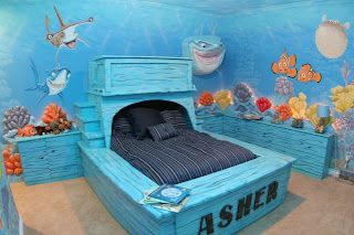 Finding Nemo Room And What Do You Know Asher Is One Of My Fav