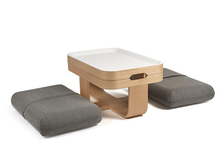 Mister T La Table Basse Transformable By Antoine Lesur