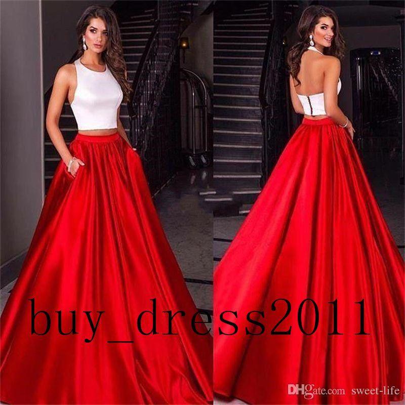 ebay.ca red prom dresses
