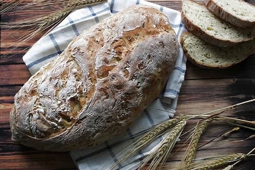 I just made a bread that is like this one:) Should have tried to take a pic.
