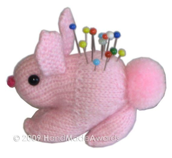 Hey, I found this really awesome Etsy listing at https://www.etsy.com/listing/49875302/pink-bunny-pincushion-pdf-email-knit