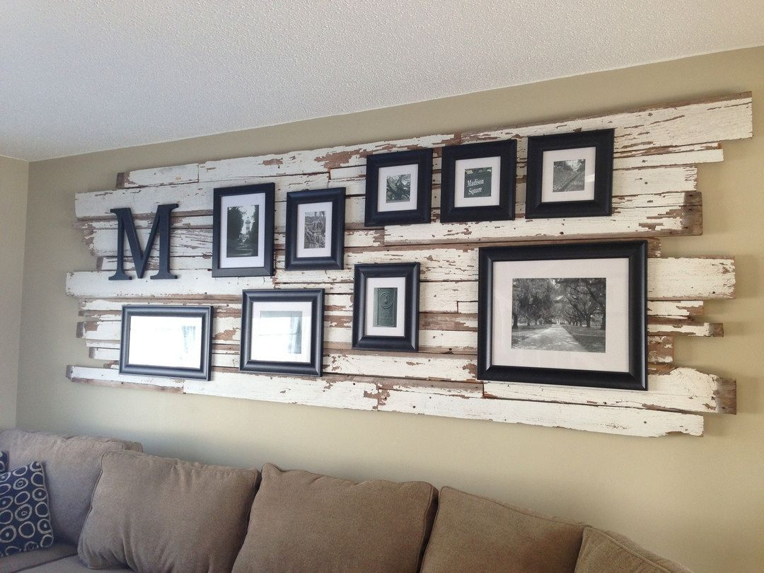5 Modern Rustic Home Decor Ideas For Living Room Room Wall Decor Rustic Wall Decor Home Decor