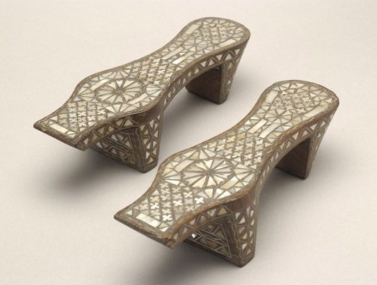 ♔ Hamam & SPA: Takunya-old Turkish hammam slipper