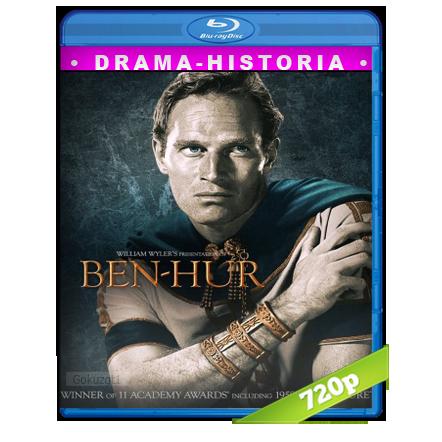 Ben Hur 1959 Bd Rip 720p Trial Latino Castellano Ingles Vs Peliculas De Drama Cine Epico Películas Extranjeras
