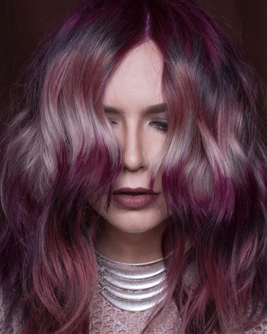 Desert Rose Hair Is The Prettiest New Hair Color Trend On Instagram